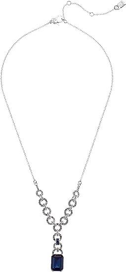 """18"""" Stone Y-Necklace"""