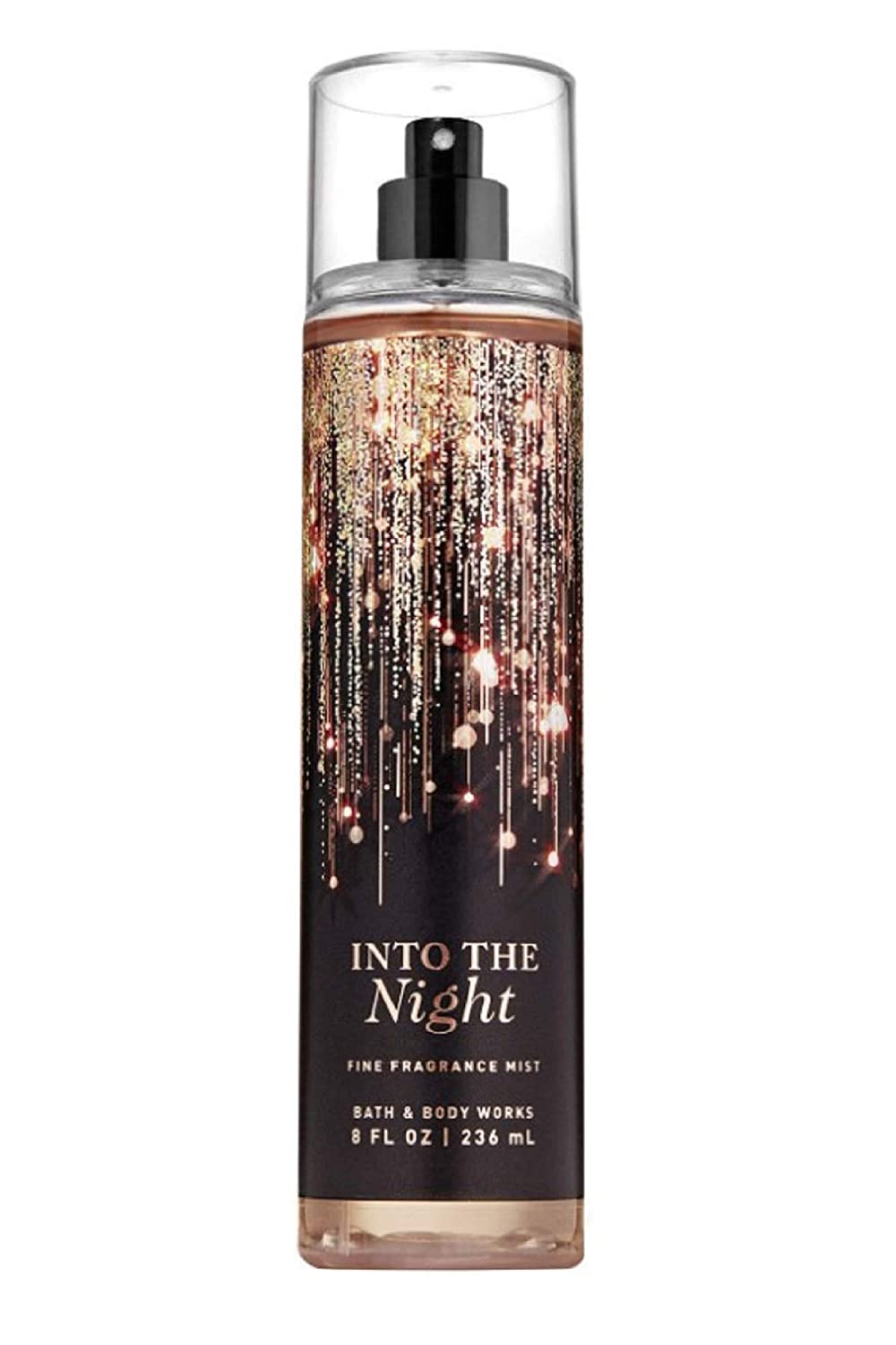 discount Bath and Body Over item handling Works INTO THE NIGHT Mist O 8 Fragrance Fine Fluid