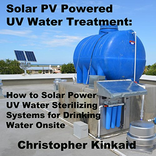 Solar PV Powered UV Water Treatment audiobook cover art