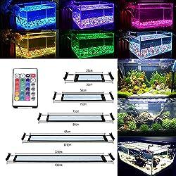 DOCEAN-Aquarium-Lampe-Beleuchtung-LED-Aquariumlicht-Aquariumleuchten-Aquariumlampen-fr-Fisch-Tank