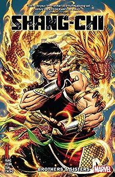Shang-Chi by Gene Luen Yang Vol. 1: Brothers & Sisters (Shang-Chi (2020)) (English Edition) par [Gene Luen Yang, Dike Ruan, Philip Tan, Jim Cheung]