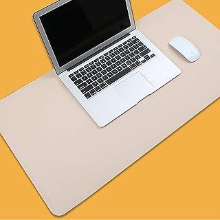 مكتب متعدد الوظائف الأعمال PVC الجلود ماوس الوسادة لوحة المفاتيح طاولة حصيرة الكمبيوتر مكتب حصيرة، الحجم: 120 × 60 سم (أسو...