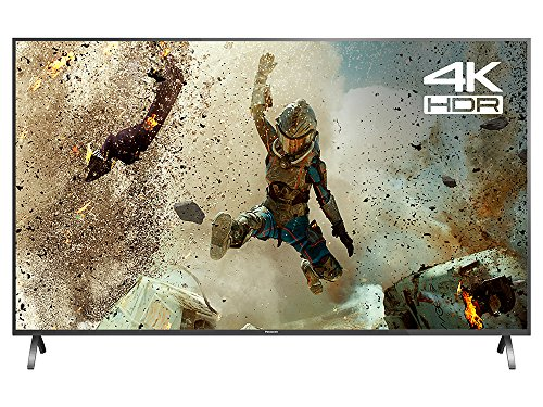 Panasonic TX-49FX700B 49-Inch Ultra HD 1600Hz 4K HDR Smart LED TV with Freeview Play - Black (2018 Model) [Energy Class A]
