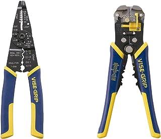 HOT OFFER VISE-GRIP 2078300 Self-Adjusting Wire Stripper, 8