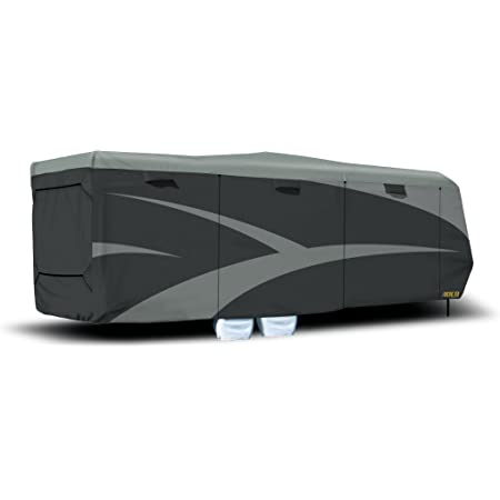 Adco 52271 Designer Series SFS AquaShed Toy Hauler Cover for Trailers Up to 20/'