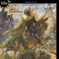 Ballades 1-4 / Piano Sonata 3