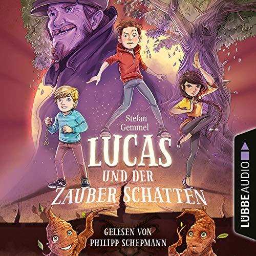 Lucas und der Zauberschatten cover art