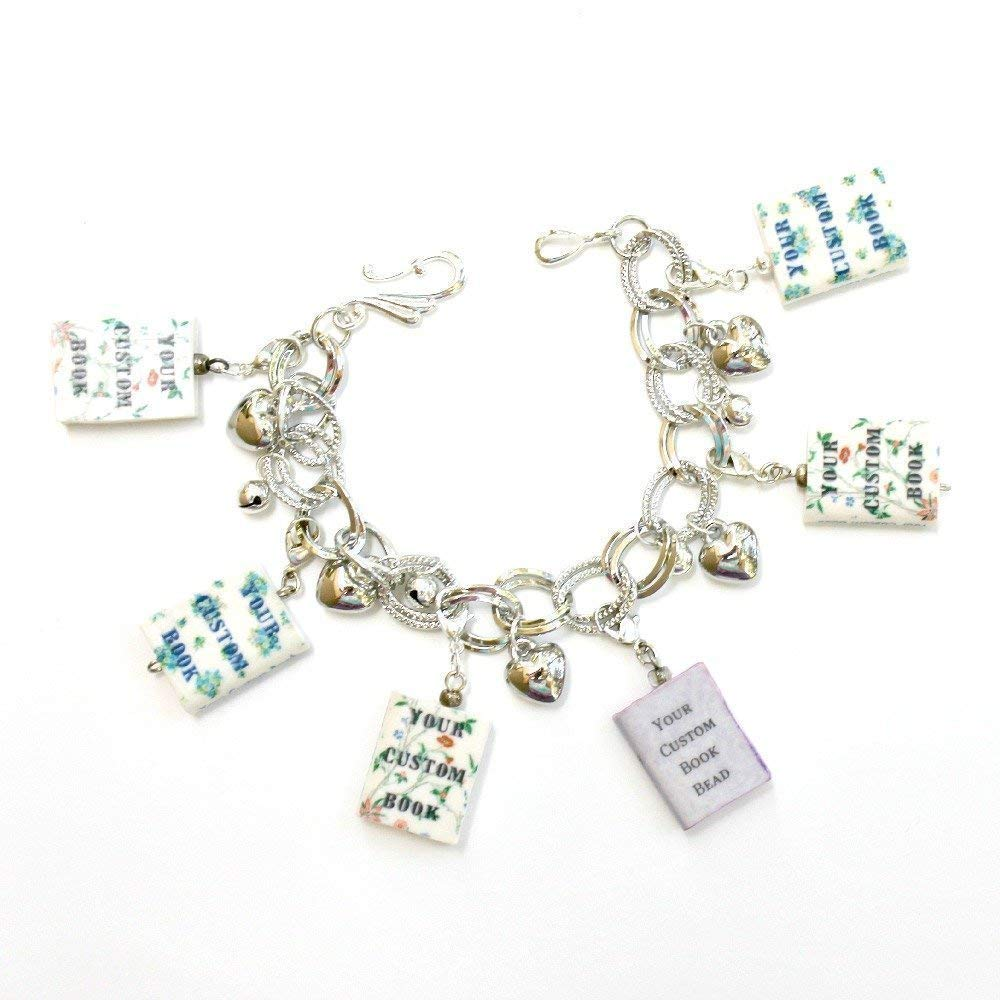 Custom 1 year warranty 6 Piece Clay Mini B Personalized Collectible Max 50% OFF Novels Charm