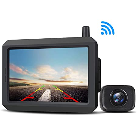 Auto Vox W 7 Rückfahrkamera Digital Wireless Elektronik