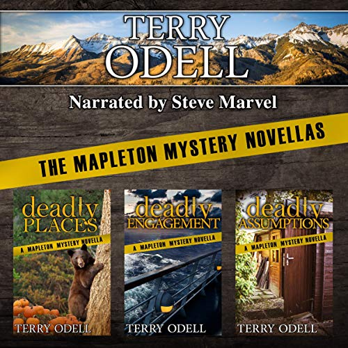 The Mapleton Mystery Novellas  Titelbild
