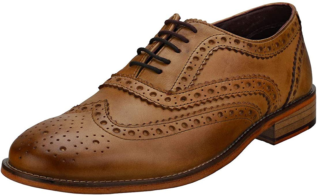 London Brogues Watson 2021 new Brogue Very popular Shoes Mens