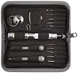 AmazonBasics Smartphone Repair Tool Kit Set With Case