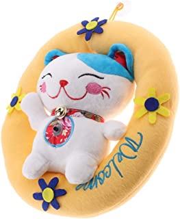 Electric Fortune Lucky Cat Pet Toy Sensor Welcoming Guest Door Bell for Home Store Shop Decor Hanging Ornament