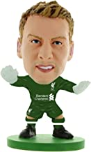 SoccerStarz SOC403 Liverpool Simon Mignolet 2018 Version Home Kit Figures