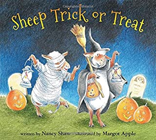 Sheep Trick or Treat (board book) (Sheep in a Jeep)