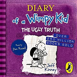 Diary of a Wimpy Kid: The Ugly Truth: (Book 5)