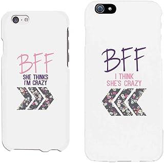 fundas de teléfono BFF Mejores amigos