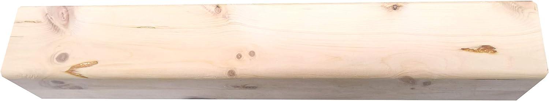 Zirbenbrett Zirbenbretter Zirbenholz Zirbenbett Kantholz Zirbe 50 x 8 x 8 cm