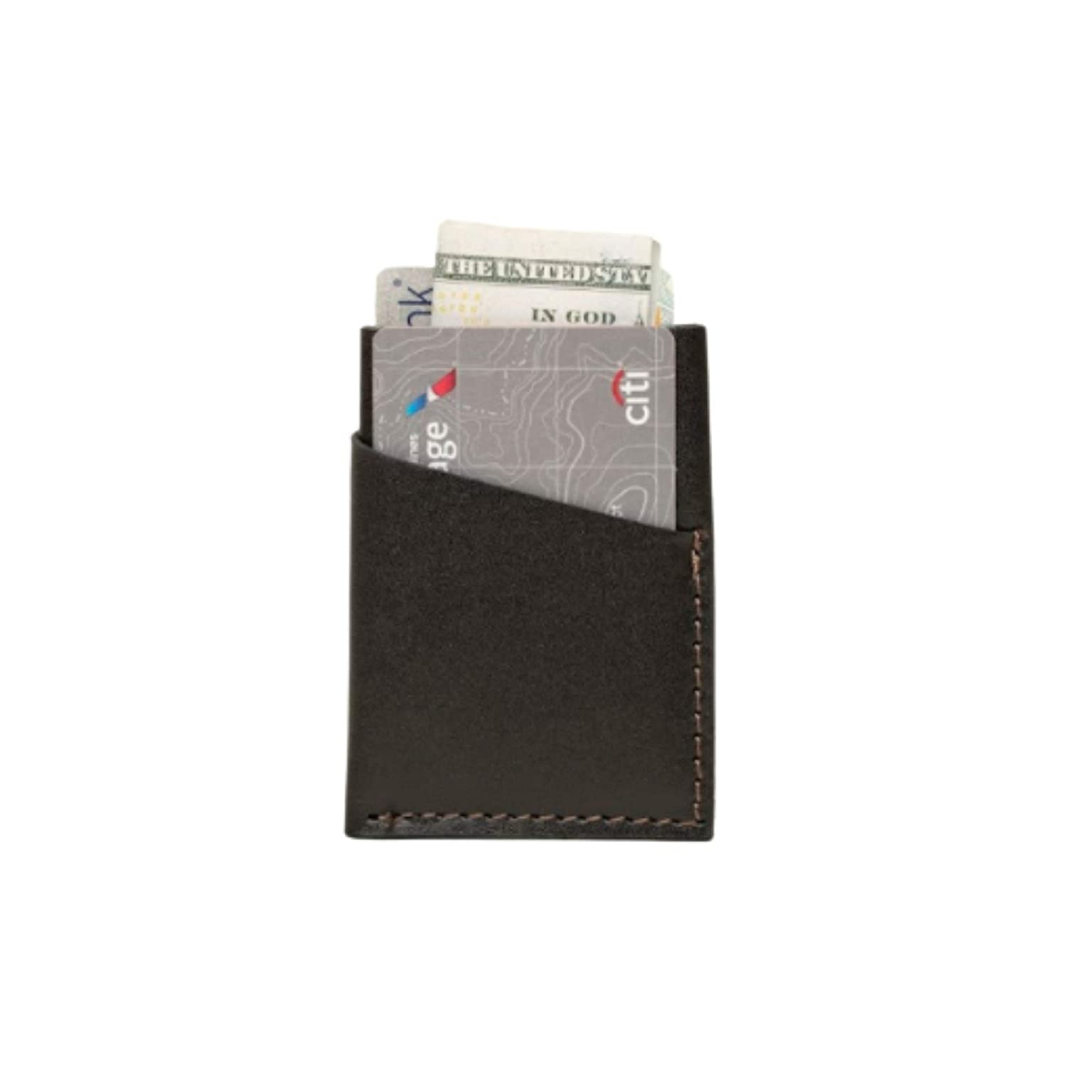 Card Holder - Cowhide Leather Organic Dyed 100% Handmad Root Max 67% Lowest price challenge OFF