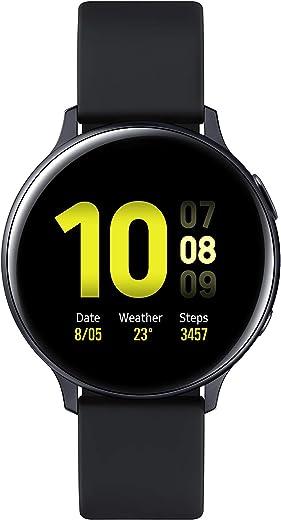 Samsung Galaxy Active 2 Watch -Aluminium, 44 mm (Black)