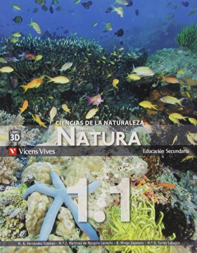 NUEVO NATURA 1 TRIM (ED. 2011)+ MURCIA SEPARATA: 000004 - 9788468210865