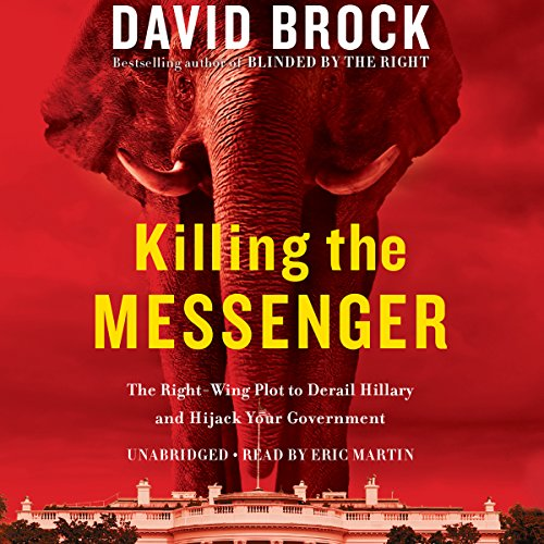 Killing the Messenger audiobook cover art