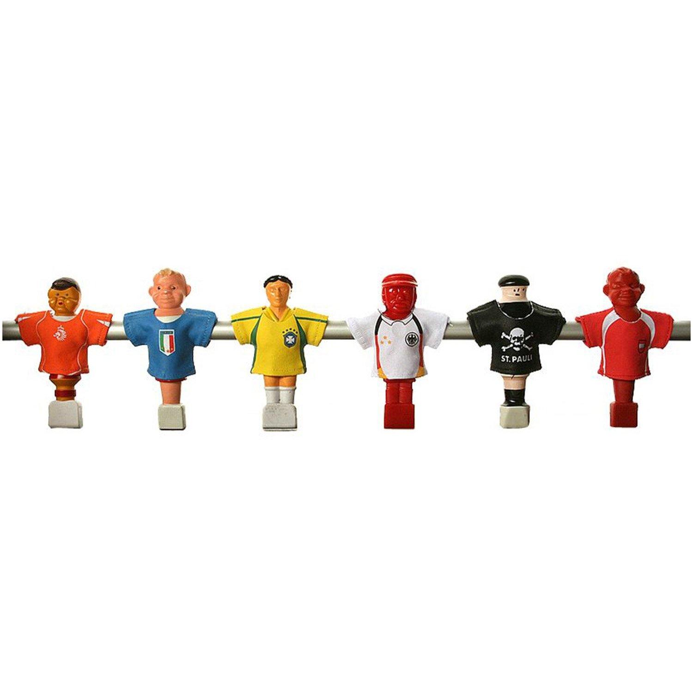 Kicker Trikot - Set de camisetas de Alemania para muñecos de ...