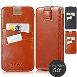 KAVAJ Tasche geeignet für Apple iPhone 11 Pro/XS/X 5.8