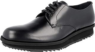 Prada Chaussures à Lacets Homme - (2EE092NERO) EU