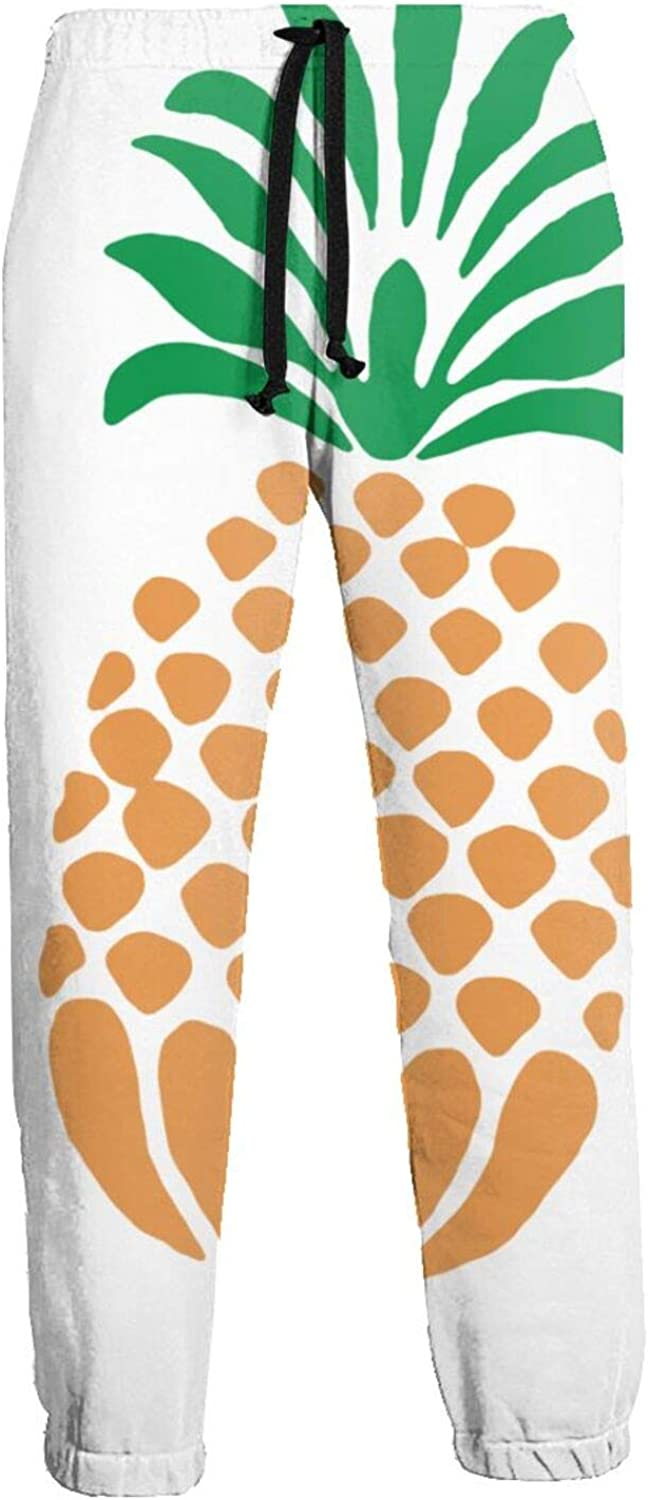 Jiulong Pineapple Vinyl Decals My Free Shipping Cheap Bargain Gift Mens Husband Athlet Our shop most popular Sweatpants