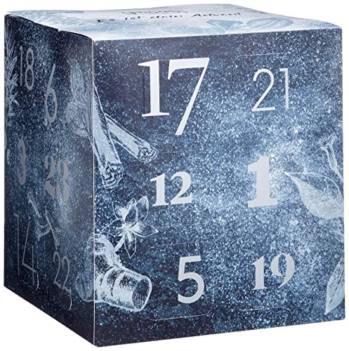 Fuchs Gewürze Adventskalender 2019 mit 24 ausgewählten Gewürzschätzen in Originalgröße, 1er Pack (1 x 1.2 kg)