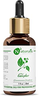 Naturalis Essence of Nature Camphor Essential Oil for Skin & Hair Care 30ml