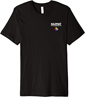 HAZMAT Hazardous Material Response Team Technician Premium T-Shirt