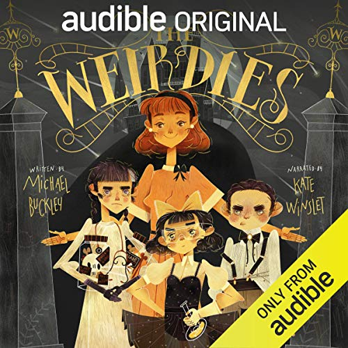 The Weirdies cover art
