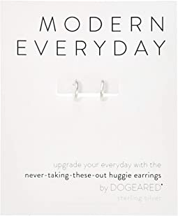 Modern Everyday, Huggie Earrings