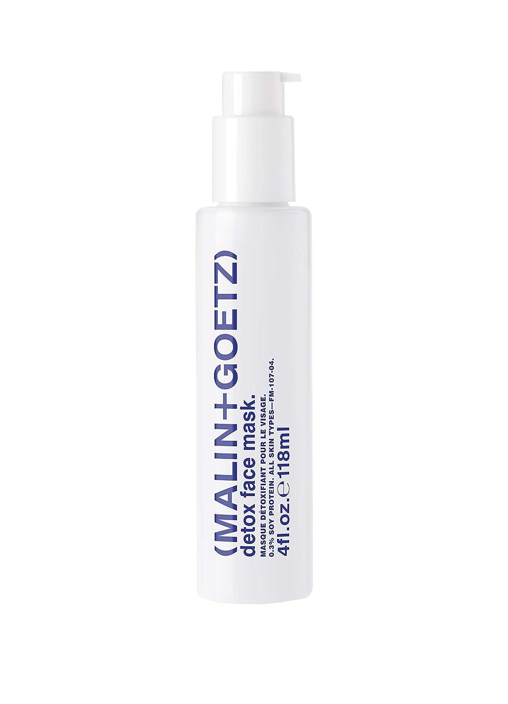 Malin + Goetz Detox Face 5-minute mask OFFicial store natura oxygenating Overseas parallel import regular item Mask