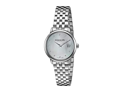 RAYMOND WEIL Toccata 5988-ST-97081 (Silver) Watches
