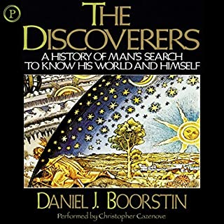 The Discoverers audiobook cover art