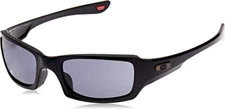 Oakley Men's OO9238 Fives Squared Rectangular Sunglasses