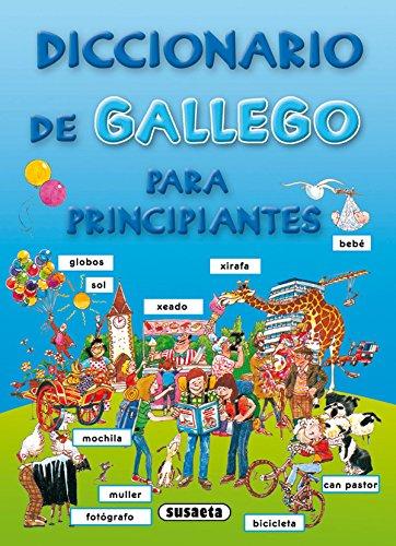 Diccionario De Gallego Para Principiantes (Diccionario...