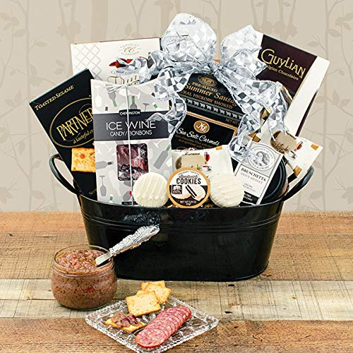 VIP Gourmet Gift Basket & Same Day Delivery Gift Baskets: Amazon.com