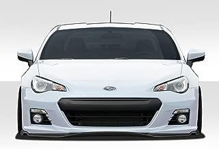 Extreme Dimensions Duraflex Replacement for 2013-2016 Subaru BRZ GT500 Front Lip Under Air Dam Spoiler - 1 Piece