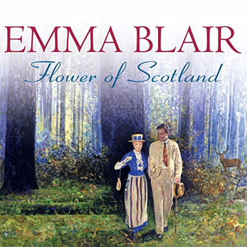 Flower of Scotland audiobook cover art