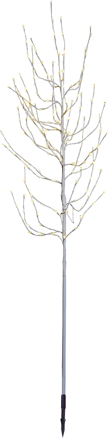 Star 210 x 60 cm Tobby Tree with 180 Warm White LED and Transformer