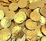 Sunny Island Gold Coin Milk Chocolate Candy, 2 Pounds Bag