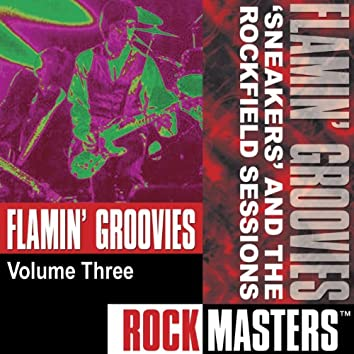 Rock Masters Vol. 3: 'Sneakers' EP and the Rockfield Sessions