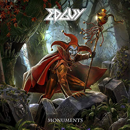 Monuments (inkl. 160-seitige Deluxe Earbook)