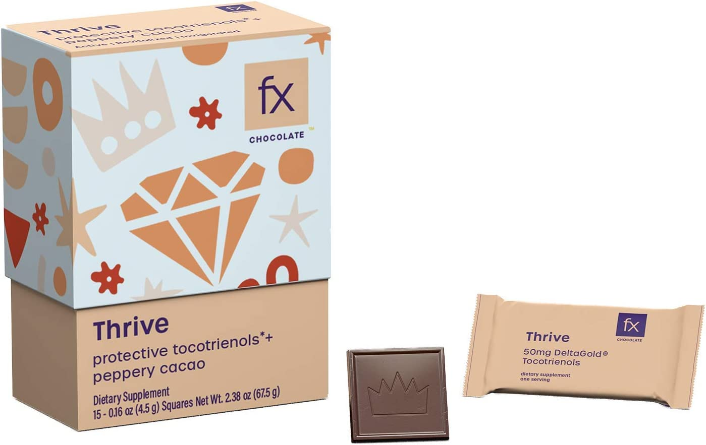 Fx Chocolate Thrive - Keto Special price E Dark Today's only Vitamin Sugar-Free