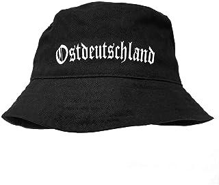 Spa/ß kostet Anglerhut Ostdeutschland OSTBLOCK Bucket hat Fischerhut in 2 Gr/össen