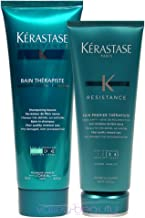 Kerastase Resistance Therapiste Bain (250Ml) And Conditioner (200Ml)
